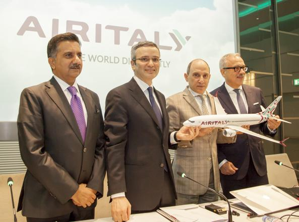 Meridiana diventa Air Italy: ecco strategia, voli e numeri