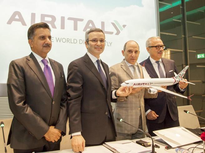 Meridiana diventa Air Italy: 50 aerei e voli in Usa e Asia
