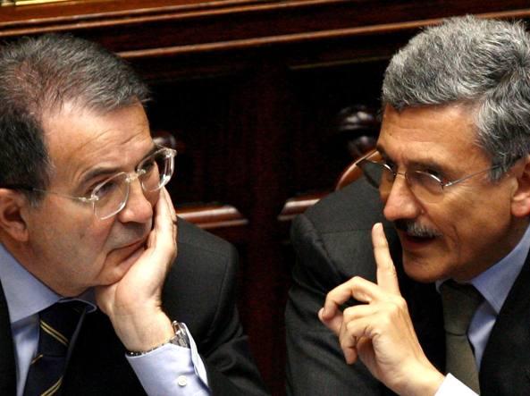 Elezioni 2018, D'Alema critica la linea filorenziana di Prodi