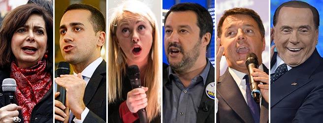 Confronti tv negati, uno schiaffo agli elettori