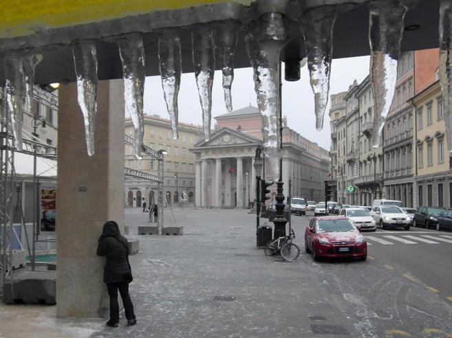 Dalla Siberia in arrivo il vento Burian Ondata di gelo piomb