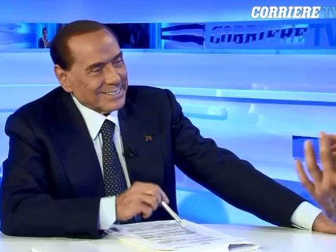Berlusconi a #Italia18: «Renzi ha deluso. Pronti ad accoglie