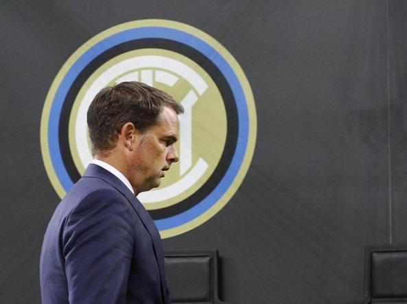 Inter, De Boer sulla sua avventura in nerazzurro