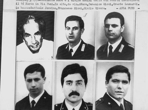 Roma. Vandalizzata la lapide commemorativa del rapimento di Aldo Moro