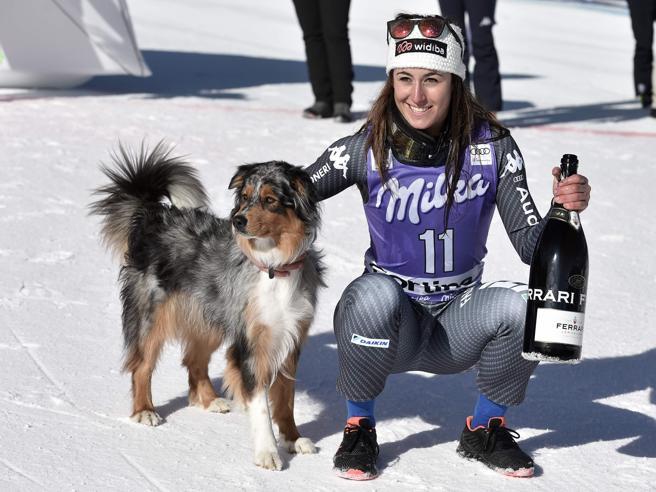 Chi è Sofia Goggia, l'oro olimpico in discesa: «Esagero e ti