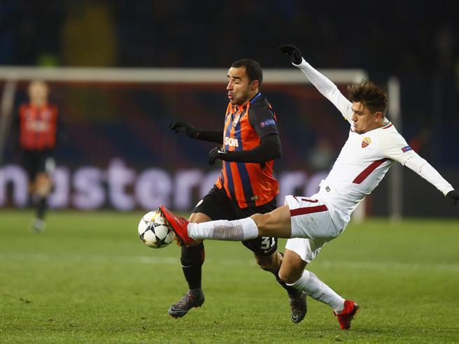 Shakhtar Roma 2 1: Under illude i giallorossi, rimontati nel