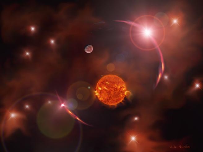 La «super Terra» di Halloween scoperta per caso dagli astronomi