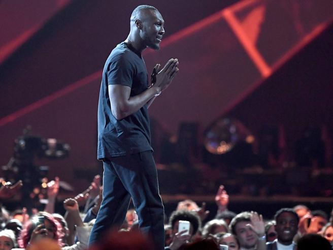 Ai Brit Awards trionfa Stormzy, delusione Ed Sheeran
