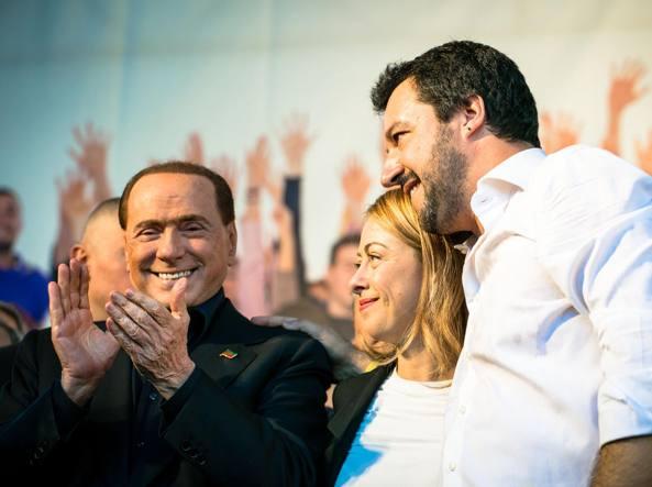 Salvini, Berlusconi? Saremo insieme giovedì a Roma