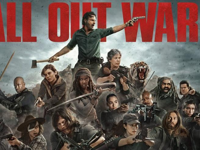 The Walking Dead e Here and Now. Cosa vedere su Netflix, Sky, Infinity e Amazon (dal 23 febbraio al 1° marzo)
