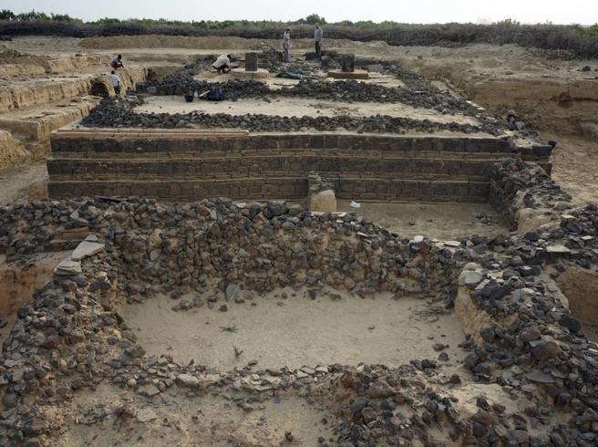 Gli archeologi italiani riportano alla luce la «Pompei africana»