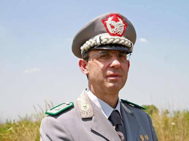 un generale dei carabinierisarà ministro dell'Ambiente