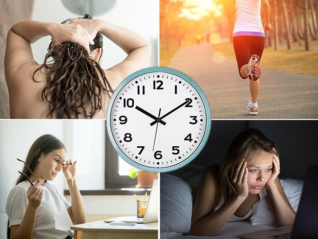 Dalle 7 alle 23: tappe di una giornata perfetta (per stare in salute e vivere a lungo)