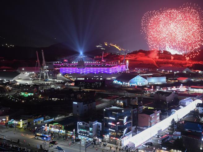 Olimpiadi invernali di Pyeongchang 2018, la cerimonia di chiusura