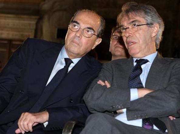 Morto fratello di Moratti, era socio più anziano dell'Inter