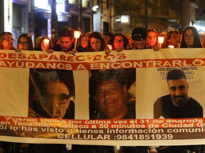 Messico, arrestati quattro poliziotti per gli italiani spariti«Venduti per 43 euro»