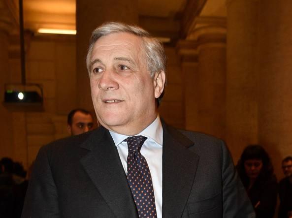 Tajani: