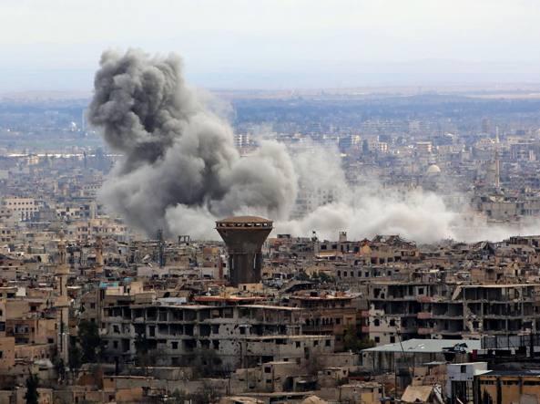 Siria: Guterres, a Ghuta si vive in un