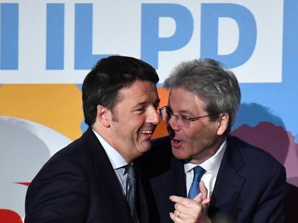 Renzi: 'Pd primo partito e' importante per l'Italia'