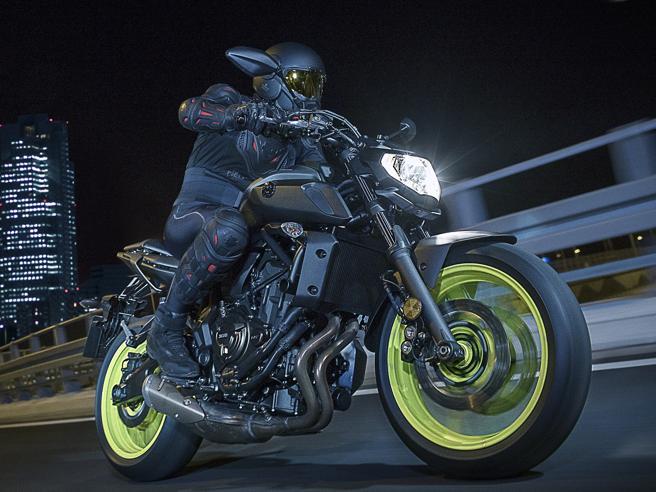 Yamaha MT-07, la naked per tutti
