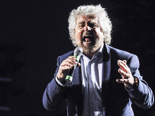 M5S, Grillo: