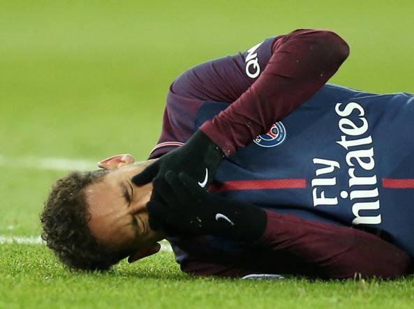 PSG: ecco il comunicato sulle condizioni di Neymar