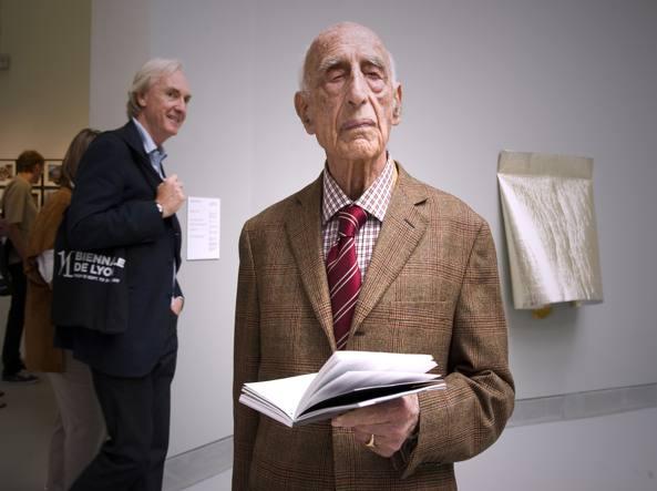 Gillo Dorfles Morto: il famoso critico d'arte aveva 107 anni