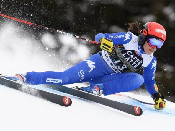 Sci alpino, Federica Brignone: