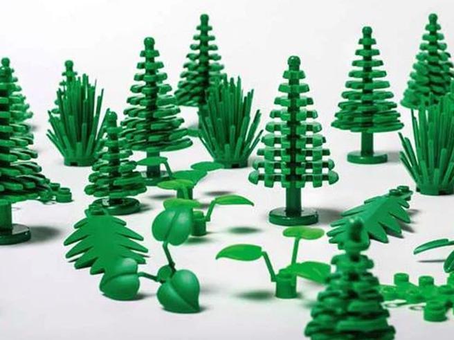 Lego, pronti i primi pezzi in bioplastica: poi i mattoncini