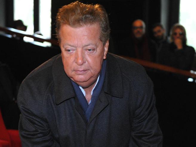 Vittorio Cecchi Gori torna a casa: «Brutto colpo, sono fortunato»