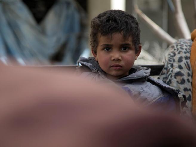 Il conflitto siriano,un crimine senza castigo