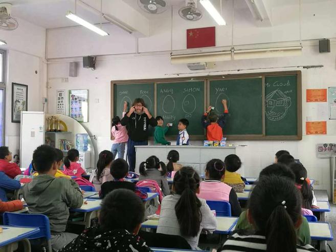 Diario di un prof in Cina:«Insegno pallacanestro»