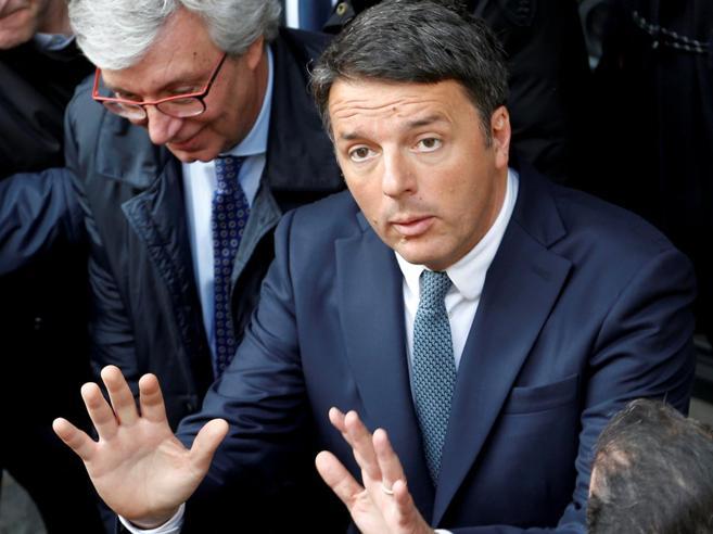 Renzi, dimissioni da  segretario: «Ora una pagina nuova per il Pd»