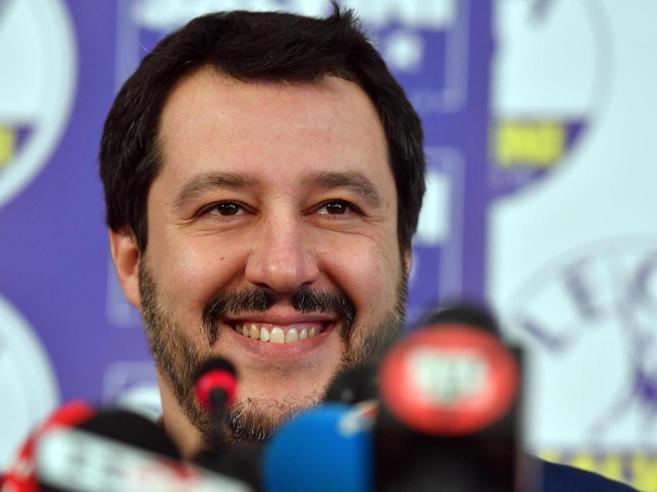 Elezioni, Salvini: «La squadra con cui governare è di centrodestra»