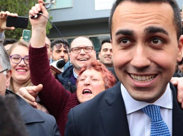 Elezioni: Di Maio, non abbiamo vinto perché abbiamo promesso soldi