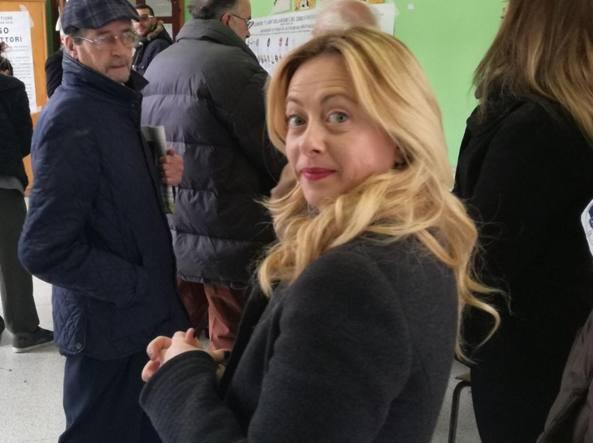 Elezioni 2018, Giorgia Meloni: