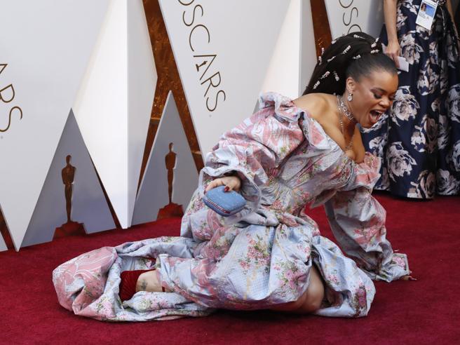 Oscar 2018, imprevisti e curiosità: le foto che resteranno
