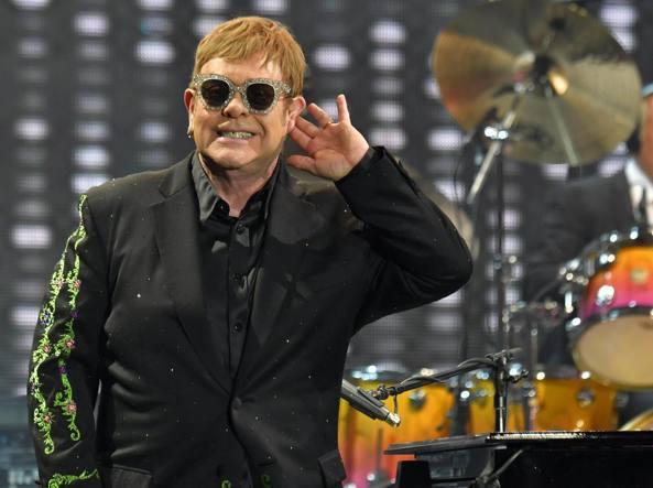 Elton John: due date in Italia per il tour di addio