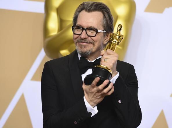 Frances McDormand: rubato e recuperato l'Oscar vinto
