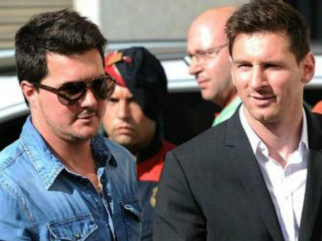 Messi, arrestato il fratello per lesioni e minacce con arma da fuoco