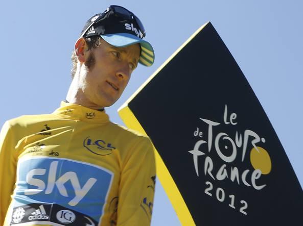 Ciclismo: cerotti al testosterone, nuova bufera su Team Sky