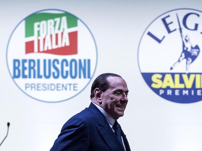 Berlusconi: «L'incarico spetta al centrodestra Sosterrò Salvini con lealtà»