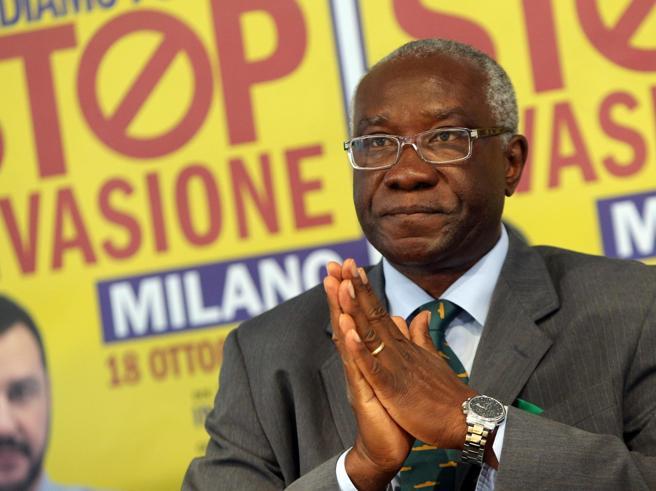 Il senatore della Lega Iwobi: «Balotelli? Un ragazzo viziatoSono polemiche senza senso»