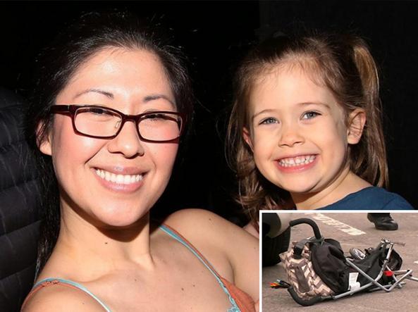 Travolta per strada l'attrice Ruthie Ann Miles, la figlia di 4 anni è morta