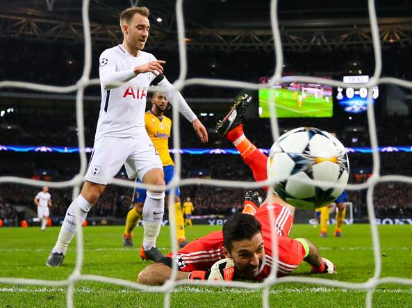 Champions League: Tottenham-Juventus 1-2, impresa bianconera con Higuain e Dybala