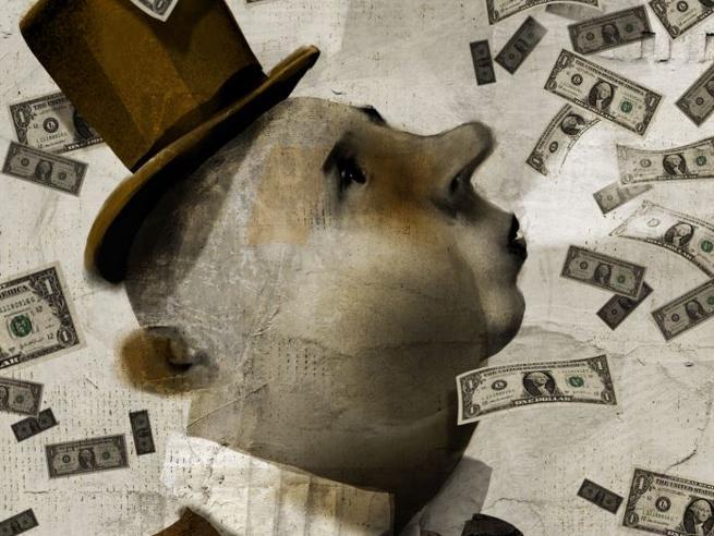 Brad Brikenfeldsu «la Lettura» in edicola: l'uomoche smascheròle banche