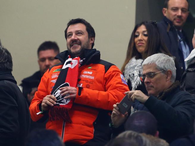 Salvini, governo di minoranza: no ad accordi organici con M5s, Pd e  Boldrini | Foto