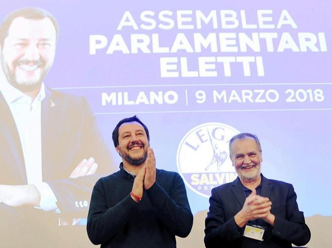 Il «codice Salvini» per gli eletti: «Mai vistosi e non comprate attici»  Chi sono