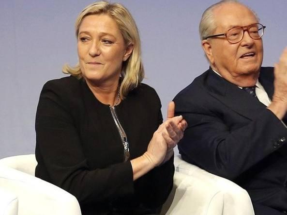 Le Pen, papà Jean-Marie fuori dal Front National: il partito lo