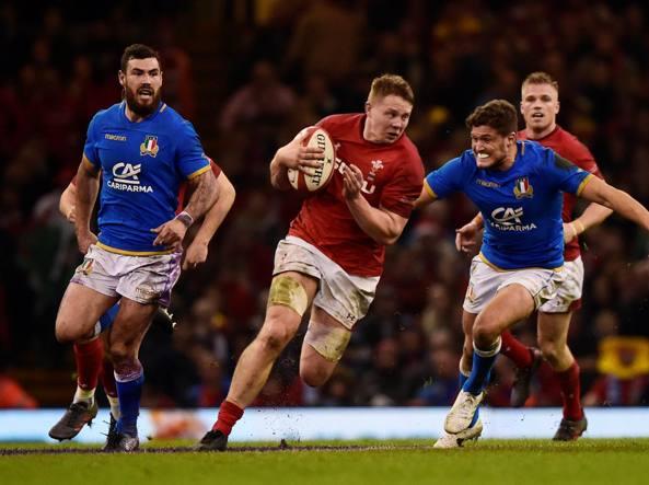 Sport in tv: il 6 Nazioni di rugby